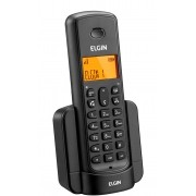 Telefone sem fio Elgin TSF 8002 - Preto