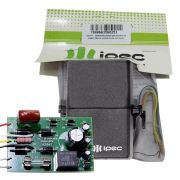 Temporizador Portão Eletrônico Universal Ipec A2047 até 2 Travas