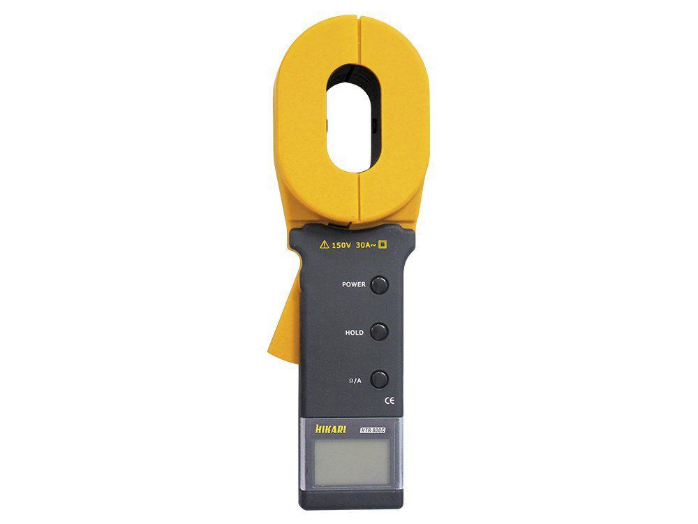 Alicate Terrômetro Digital Hikari HTR-800C  - EMPORIO K