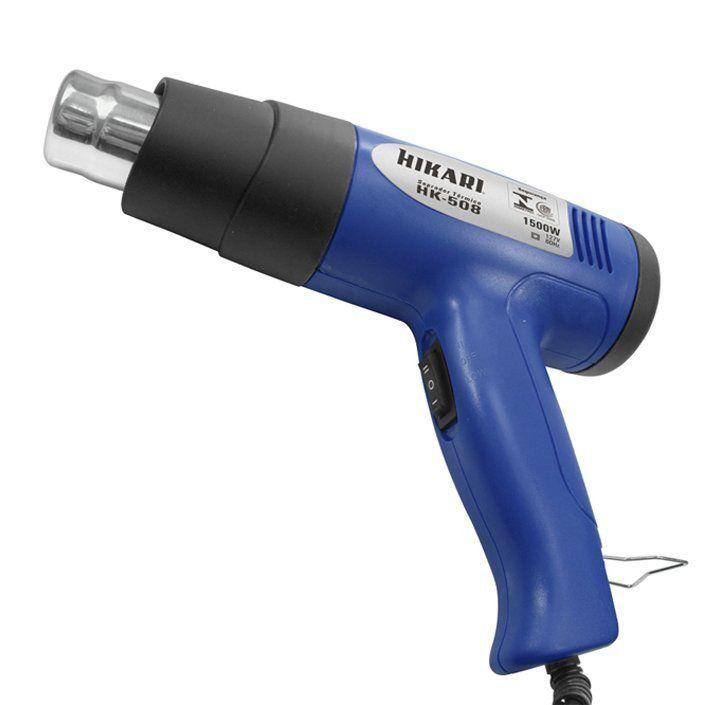 Soprador Térmico Hikari 1500w - HK 508  - EMPORIO K
