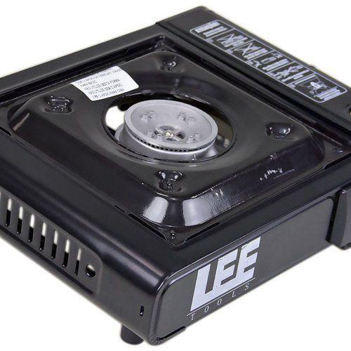Fogão Fogareiro a Gás Butano Com Acendimento Automático Lee Tools  - EMPORIO K