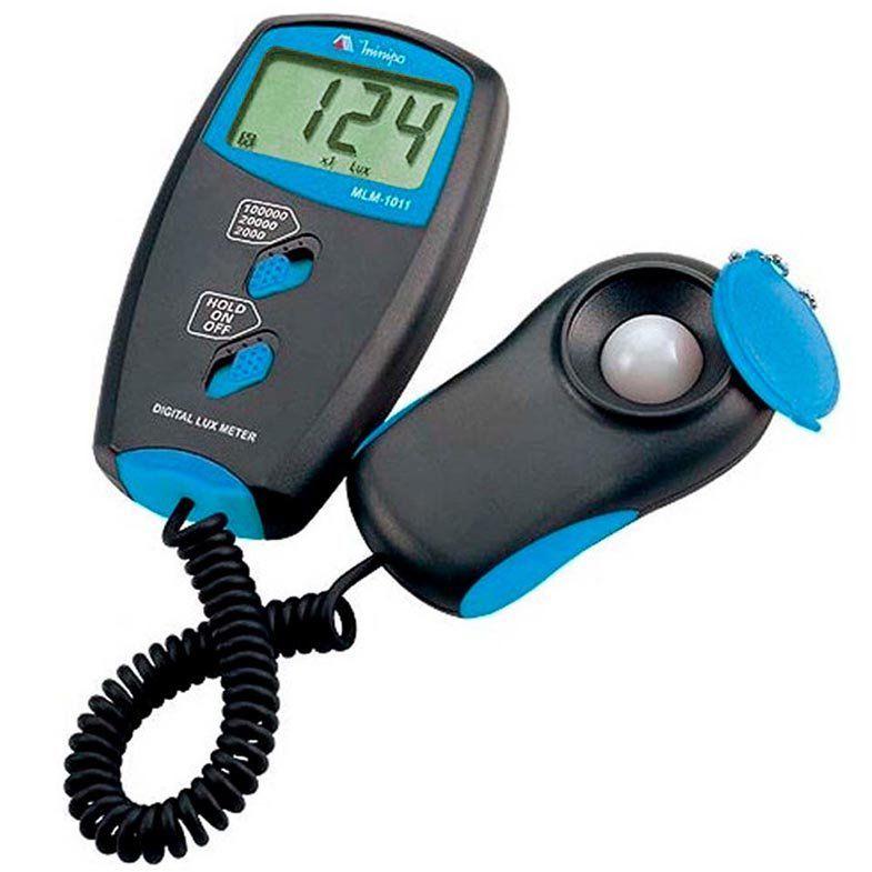 Luxímetro Digital Minipa MLM-1011  - EMPORIO K