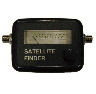 Satelite Finder Localizador Antena Parabolica Banda C ou Banda Ku  - EMPORIO K