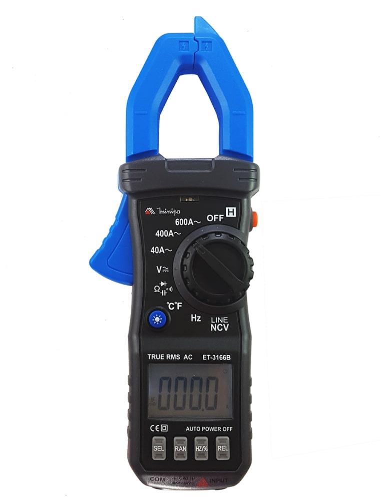 Alicate amperimetro digital ET-3166B  - EMPORIO K