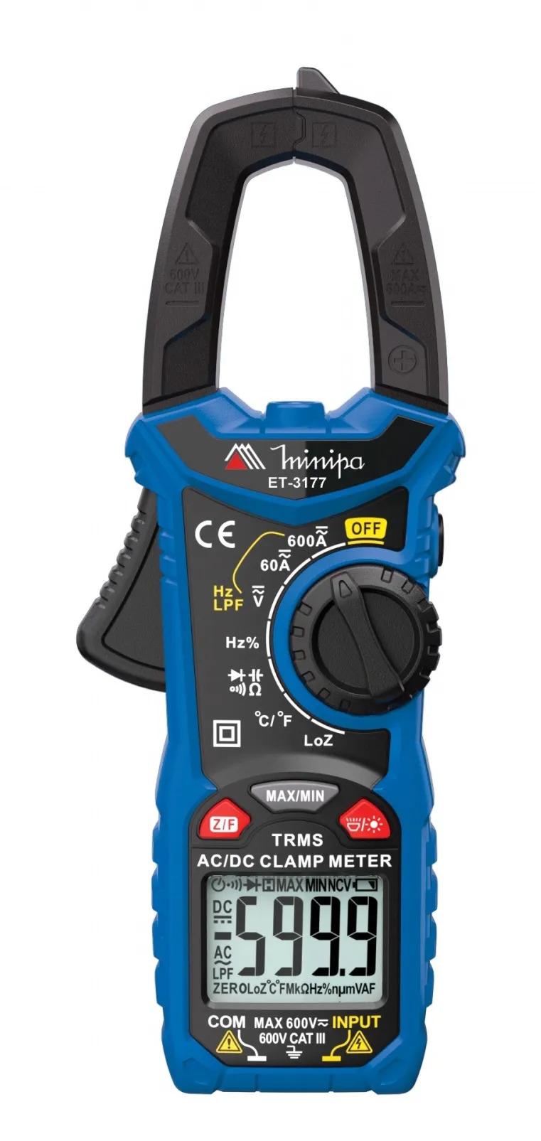 Alicate amperimetro digital ET-3177  - EMPORIO K