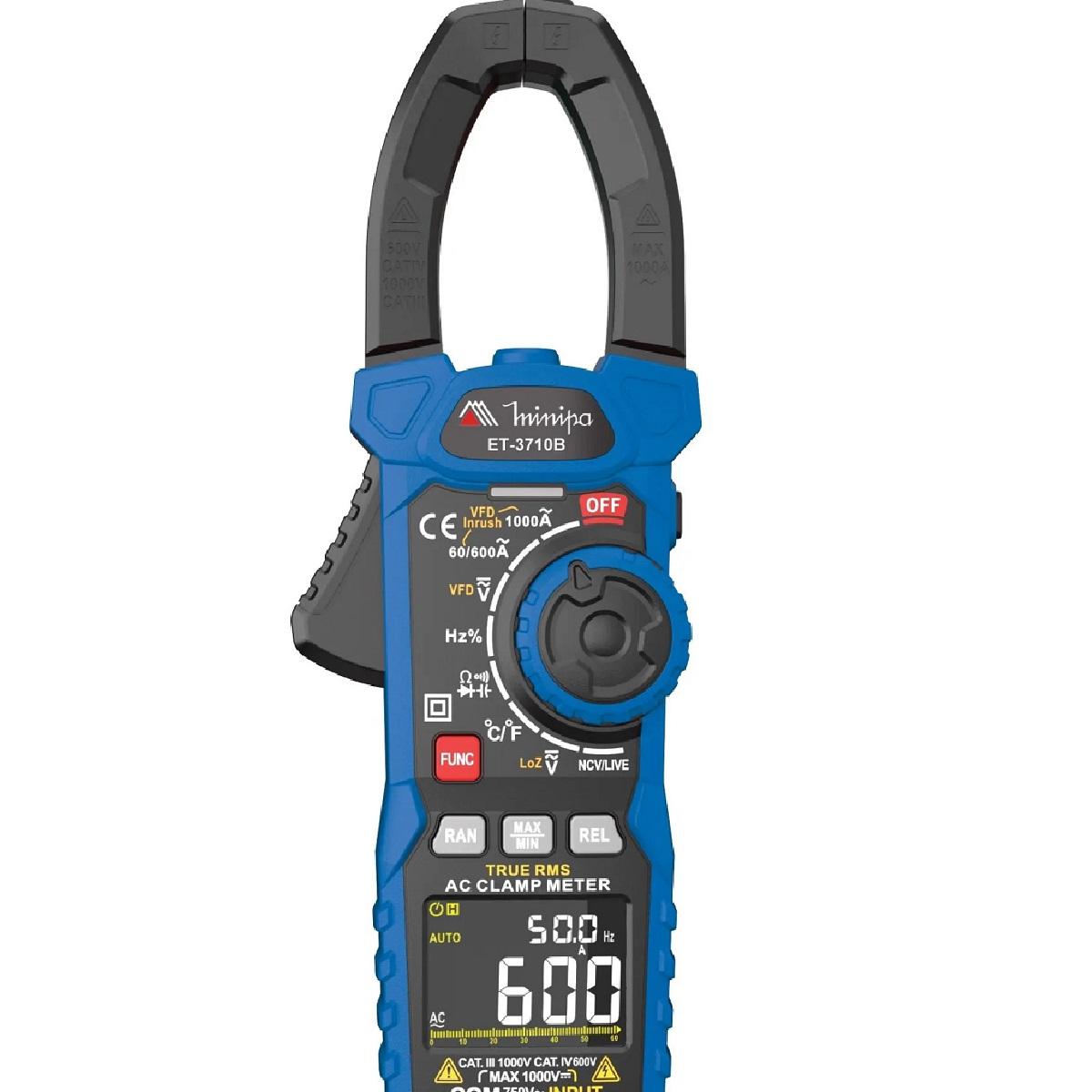 Alicate amperimetro digital ET-3710B  - EMPORIO K