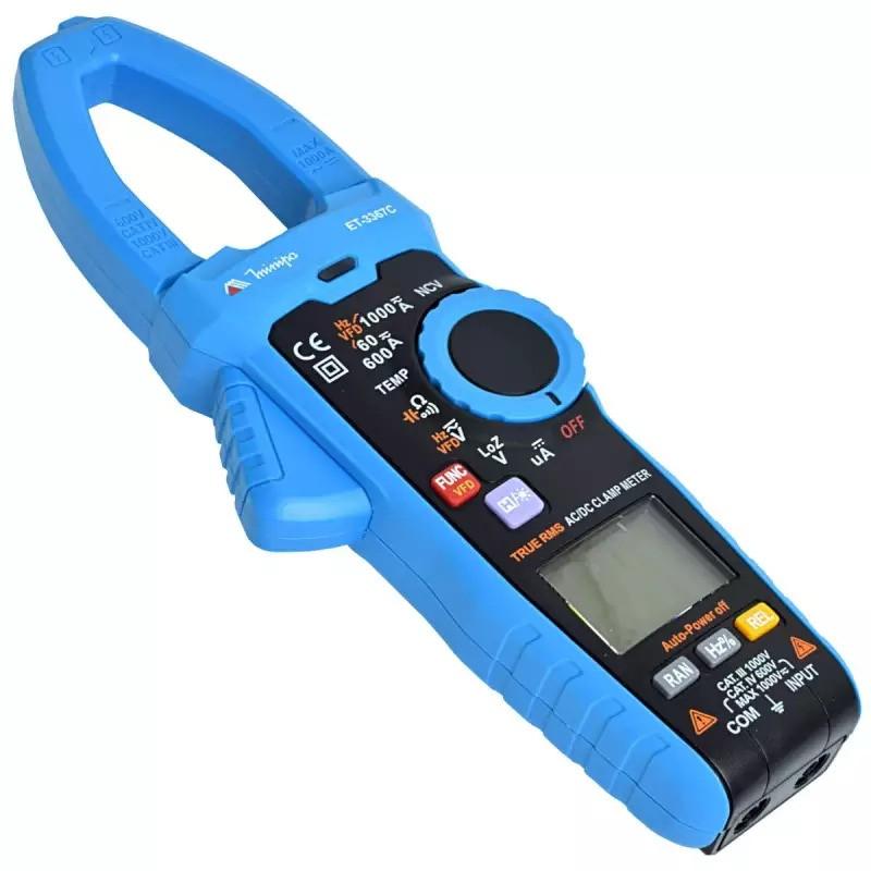 Alicate Amperímetro ET-3367C Minipa  - EMPORIO K