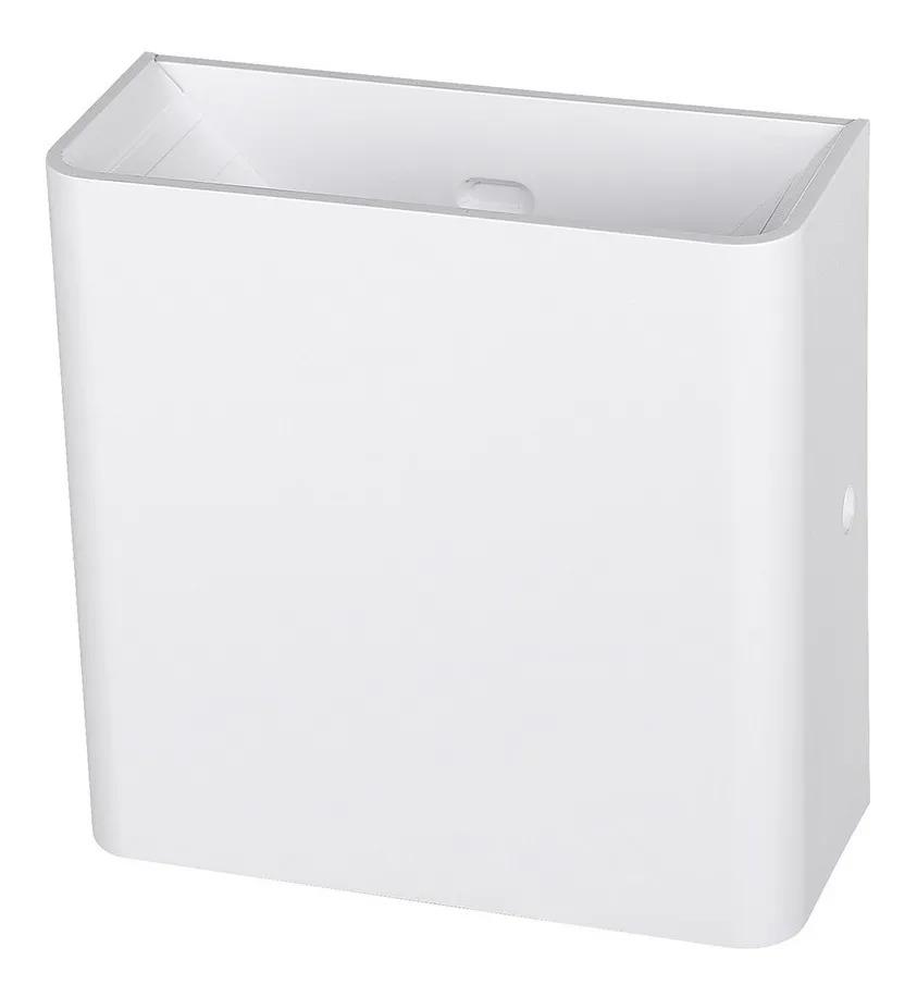 Arandela Asteriana Branca 3W facho duplo branco quente ILUMI  - EMPORIO K