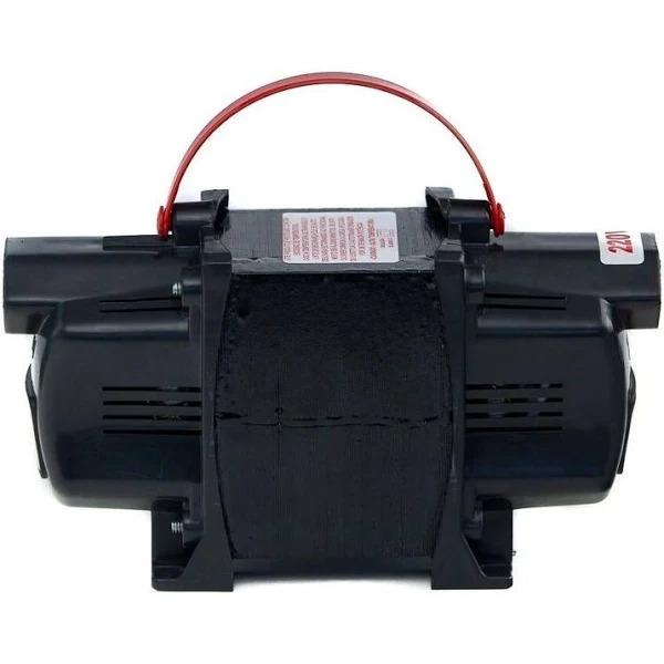 Auto Trafo Transformador 1010va Bivolt V&M 3 Pinos Tripolar  - EMPORIO K