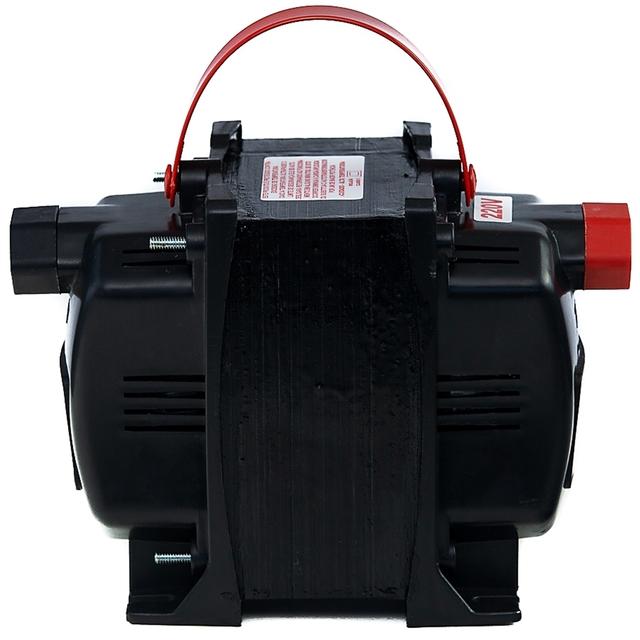 Auto Trafo Transformador 1500va Bivolt Fiolux Tripolar 3 Pinos  - EMPORIO K