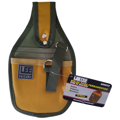 Bolsa Ferramentas 4 Bolsos 689632 Lee Tools  - EMPORIO K