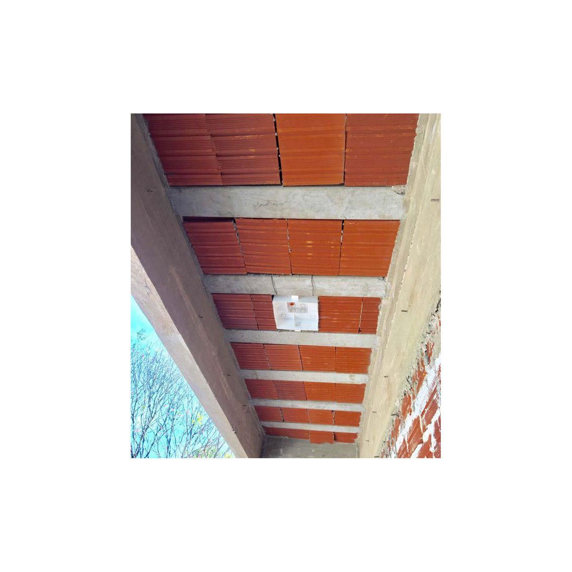 Caixa Embutir Plafon Painel Redondo de Led 18w na Laje Plasled  - EMPORIO K