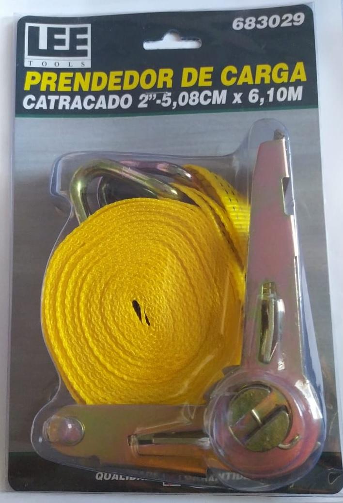 Cinta Fita Prendedor Carga Catracado 2 Pol X 6,1 M Lee Tools  - EMPORIO K