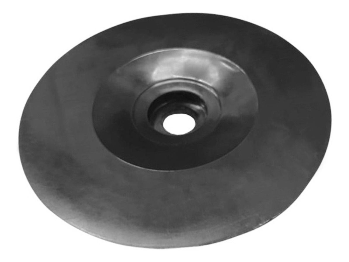 Disco De Borracha Semi-flexível 4.1/2