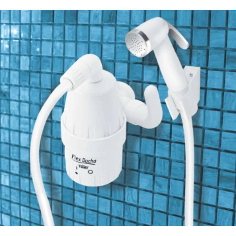 Ducha Higienica Flex Lavatório, Salão 4000w Fame  - EMPORIO K