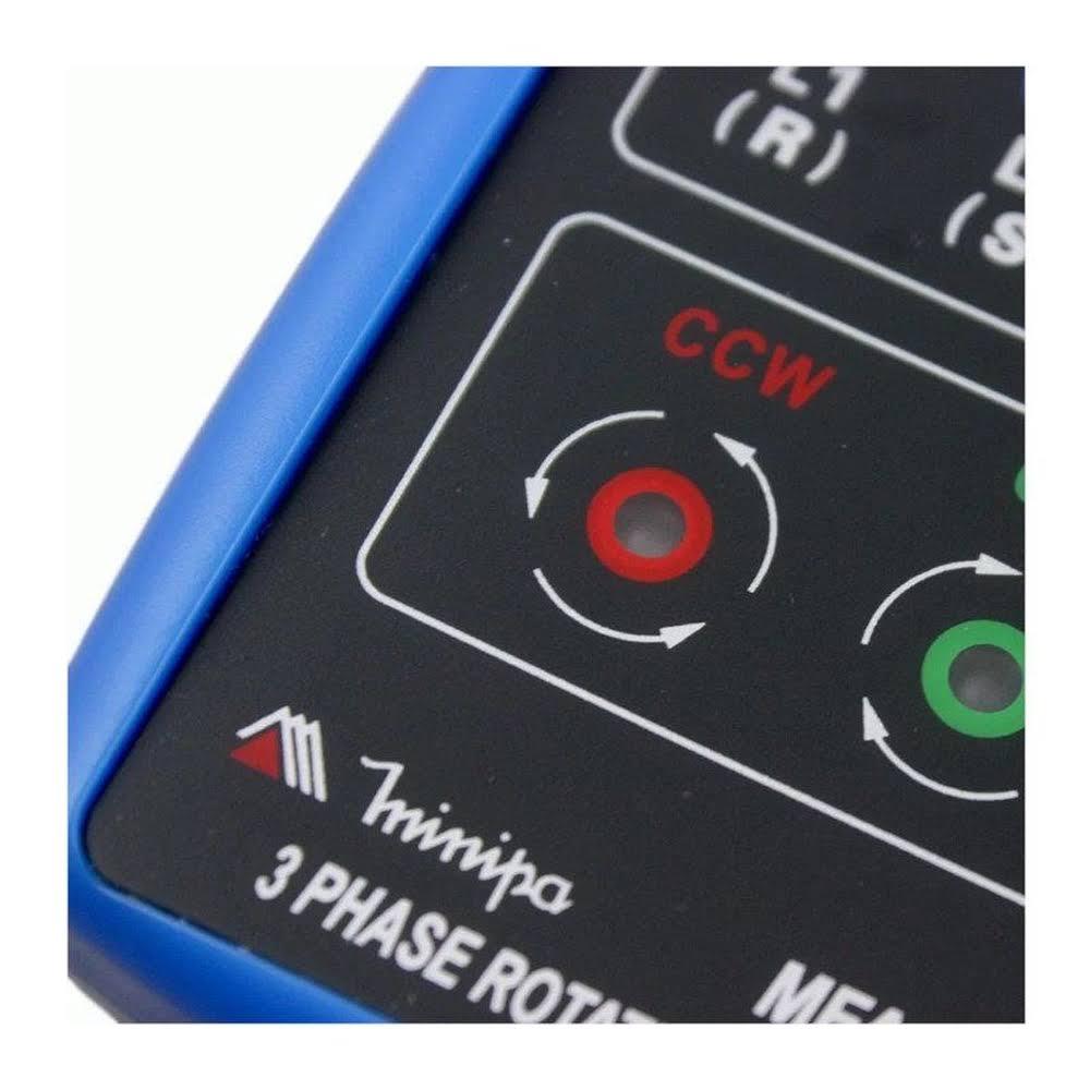 Fasimetro MFA-840A Minipa  - EMPORIO K