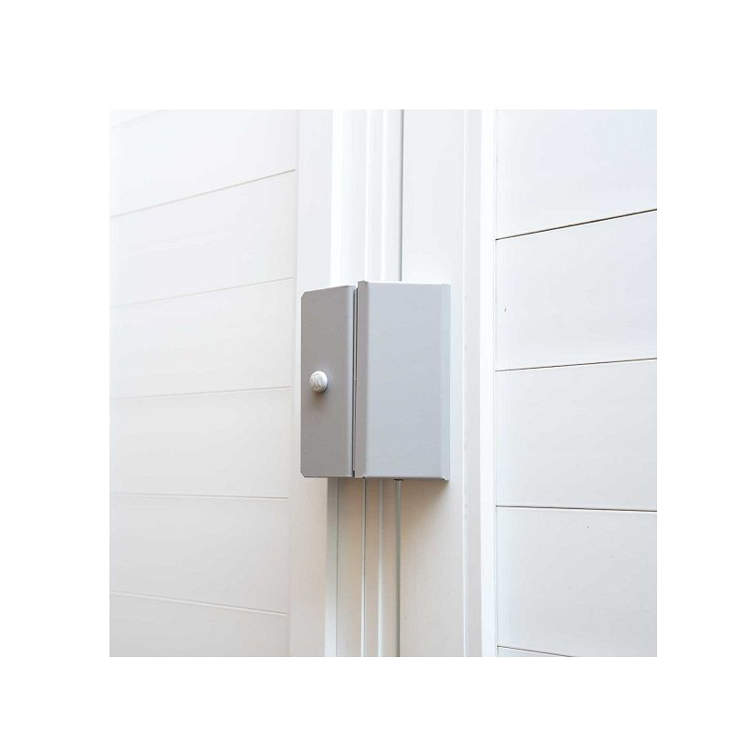 Fechadura Magnética Eletroima M150 Portas Pivotante A2077 Ipec  - EMPORIO K