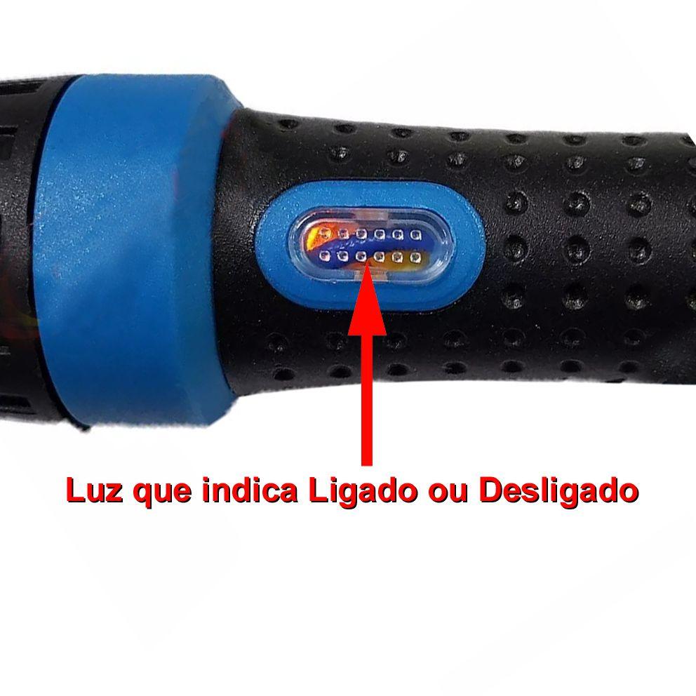 Ferro De Solda Com Suporte 55w Minipa FE60 127v Inmetro  - EMPORIO K