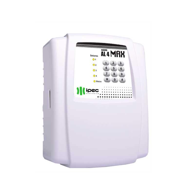 Alarme Discadora Al4 Max Ipec A2254 Residencial e Comercial  - EMPORIO K