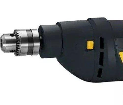 Furadeira Impacto 420w Mandril 3/8 Pol  10MM Fi-10 Hammer 220V  - EMPORIO K