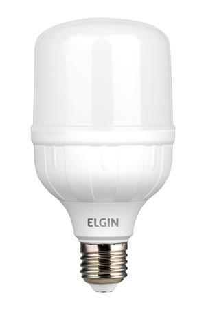 Lampada bulbo 30W branco frio ELGIN  - EMPORIO K