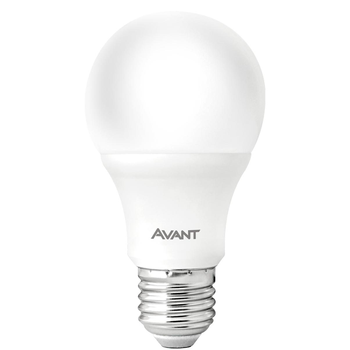Lampada Bulbo 9w Branco Frio avant PACK 6 PECAS  - EMPORIO K