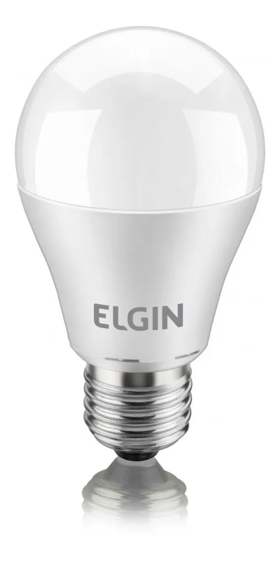 Lampada Led 15w Elgin Bulbo Inmetro 6500k Branco Frio   - EMPORIO K