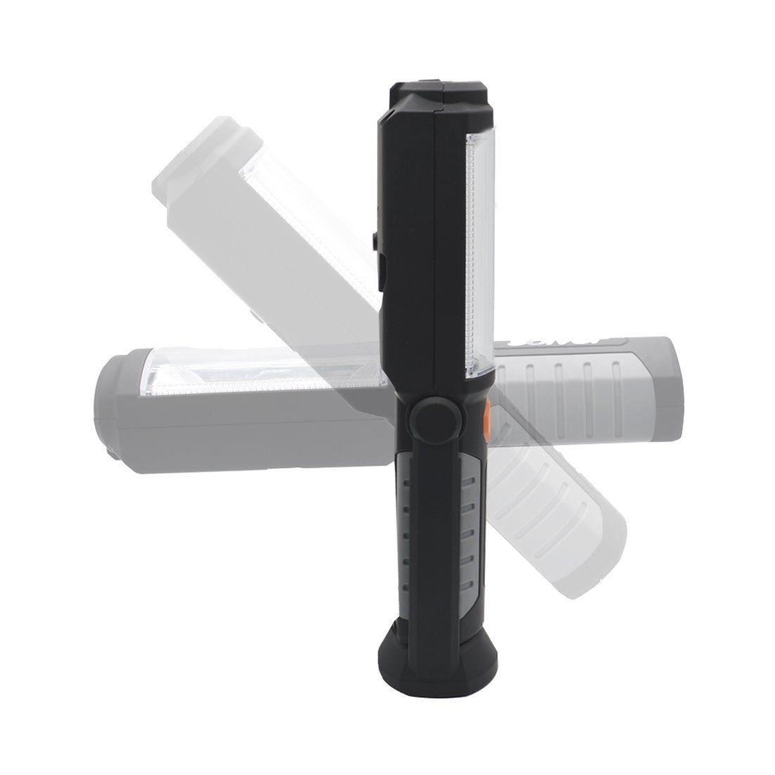 Lanterna Pro LED COB a Pilha Solver SLP-301  - EMPORIO K