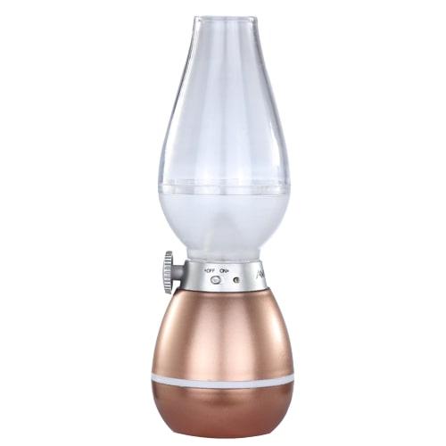 Luminária Led Lampião 1,5w Escovado 3000k Avant  - EMPORIO K