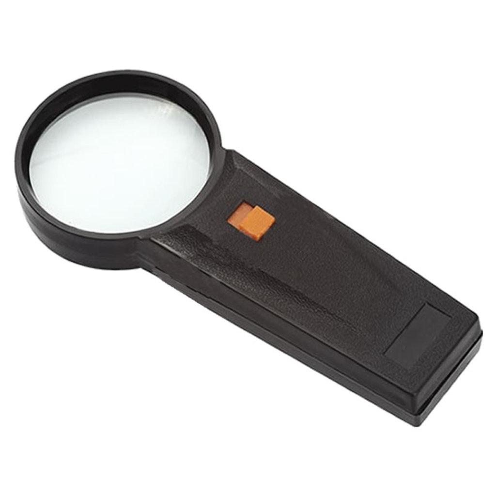 Lupa com Lampada 75mm Kokay 056-3455  - EMPORIO K