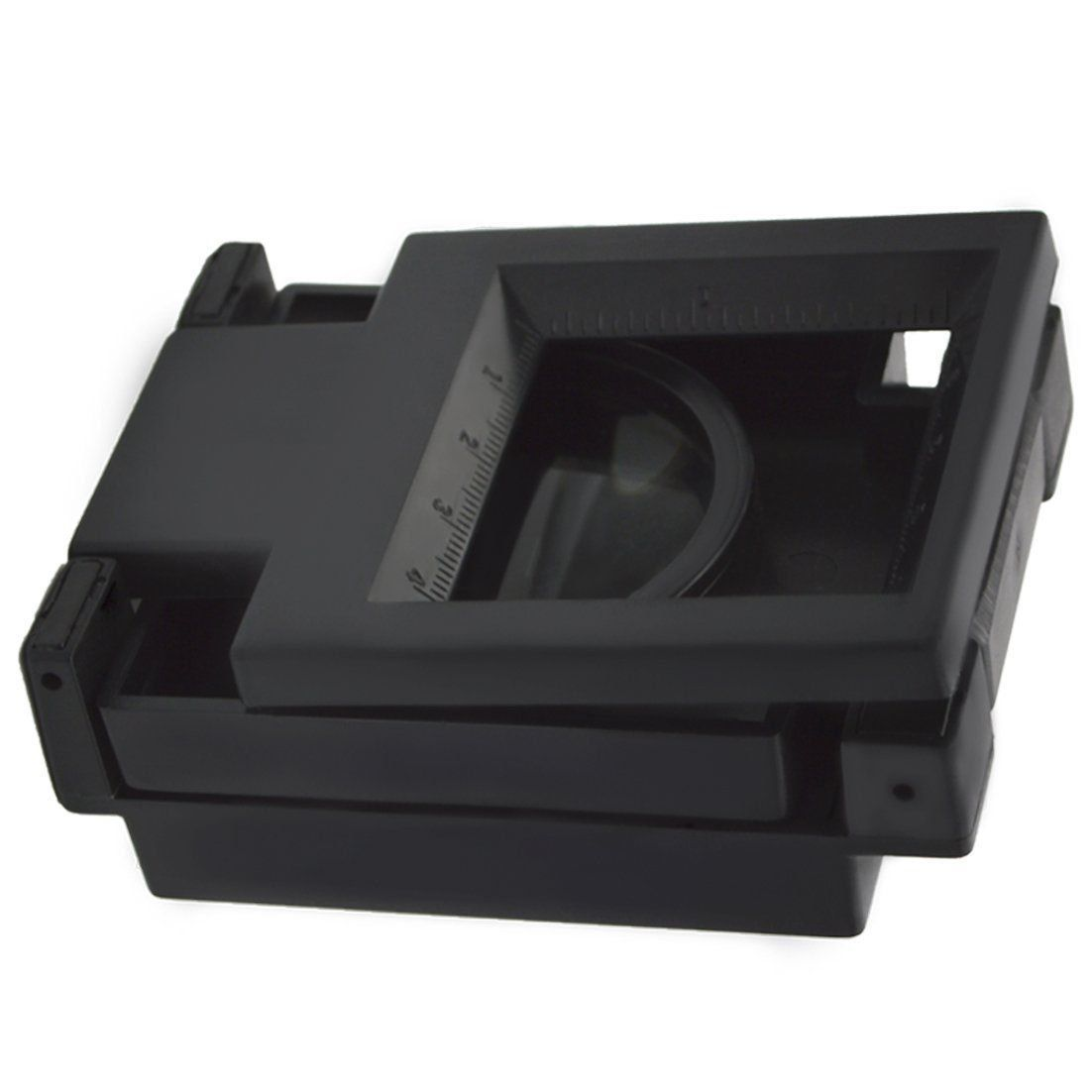 Lupa Conta Fios Aumento 5D Portátil e Dobrável Solver SLF-150 LED  - EMPORIO K
