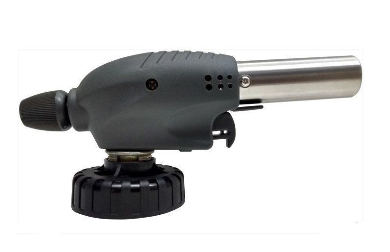 Maçarico Bico Portátil  Automático Ignição PR13J Botão On/Off  - EMPORIO K
