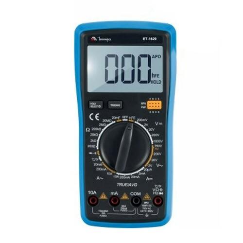 Multimetro Digital ET-1629 Minipa  - EMPORIO K