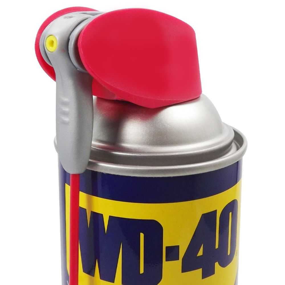 Óleo Desengripante Anticorrosivo 500 ml WD-40 FLEX TOP  - EMPORIO K