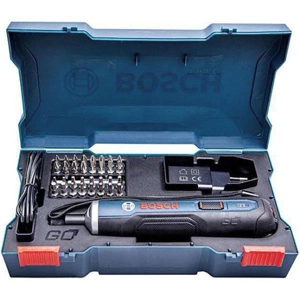 Parafusadeira BOSCH GO à Bateria 3,6V Bivolt 110/220V BOSCH  - EMPORIO K