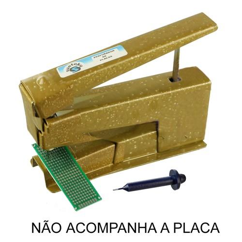Perfurador de placa 1MM PP-3 SUETOKU  - EMPORIO K