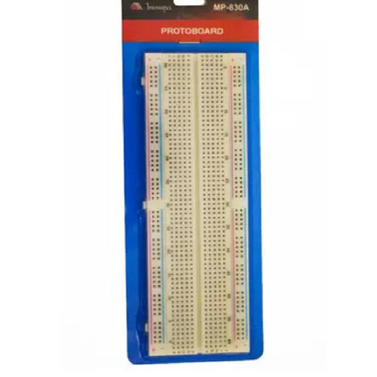 Protoboard MP-830A Minipa  - EMPORIO K