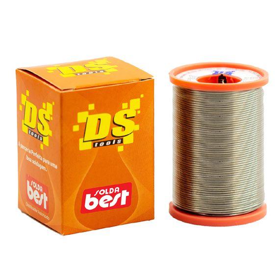 Solda em Fio Ds Tools - 183 MSX05 63x37 0,5mm Laranja  - EMPORIO K