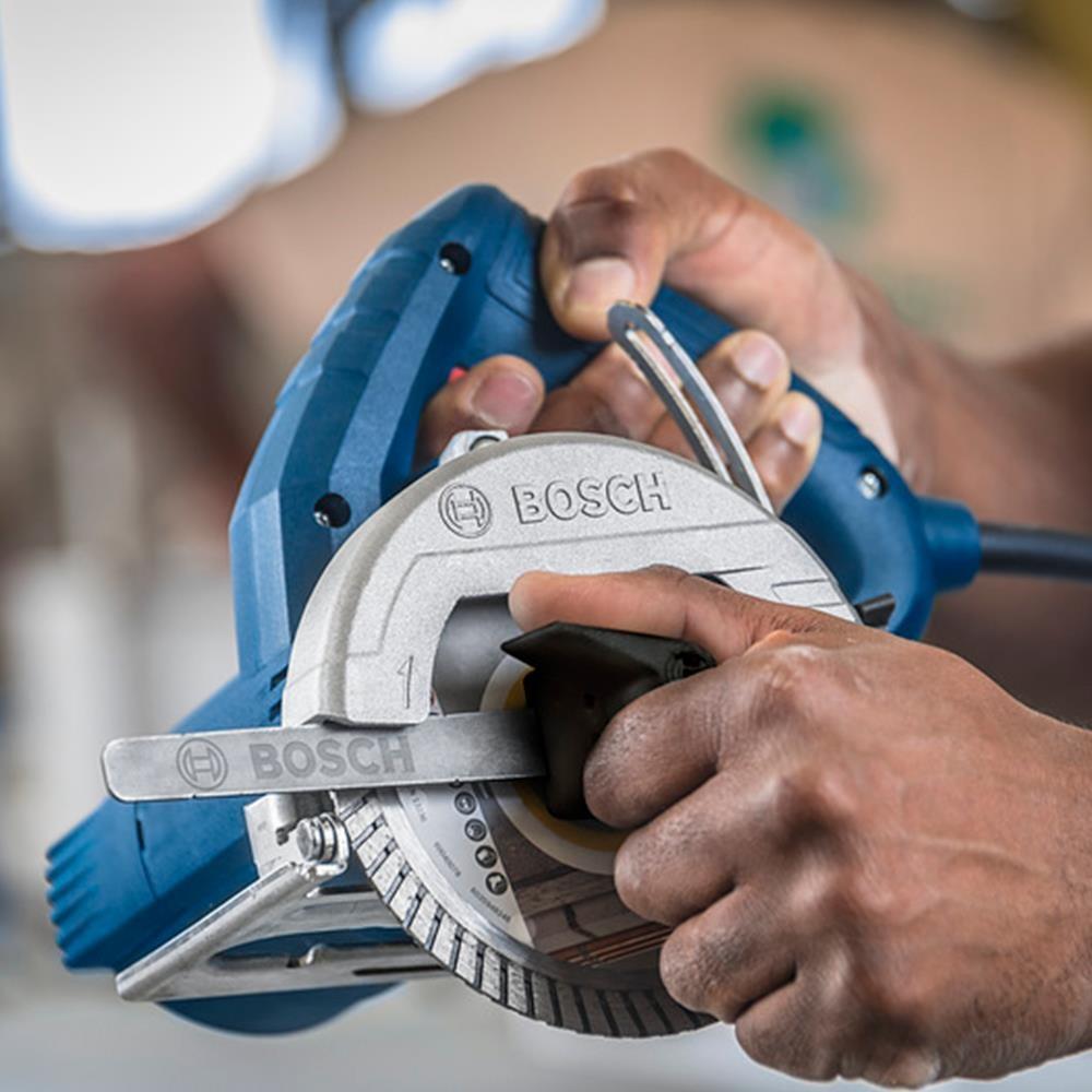 Serra Mármore Titan Gdc 150 Bosch Reta E Angular 45º  - EMPORIO K