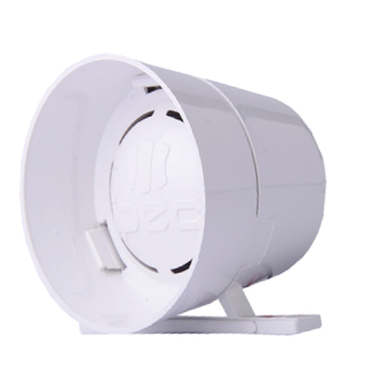 Sirene Piezoelétrica Para Alarme Cerca Elétrica 1 Som Branca Ipec A3059-B  - EMPORIO K
