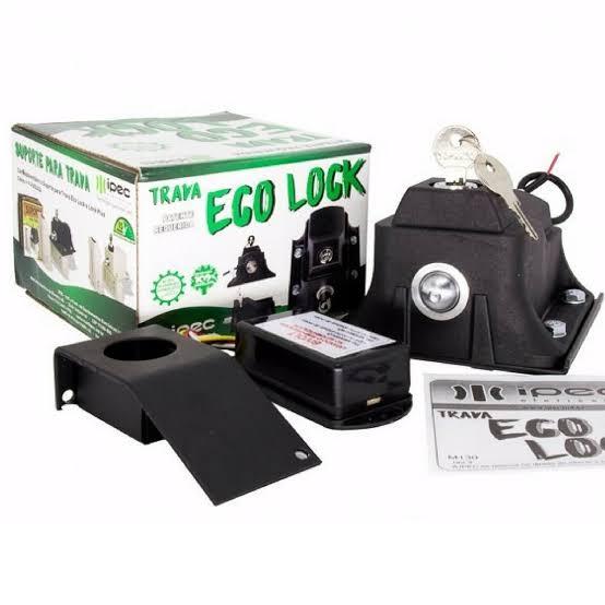 Trava Ecolock Com Temporizador 127v A2183 Ipec  - EMPORIO K
