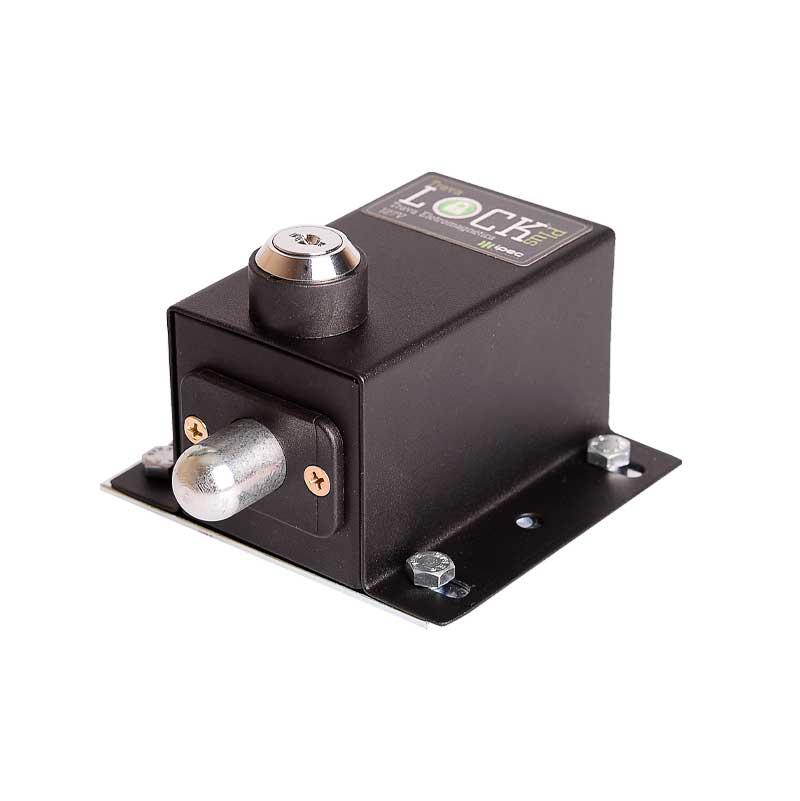 Trava Para Portão Eletromagnética C/ Temporizador 220v Ipec  - EMPORIO K