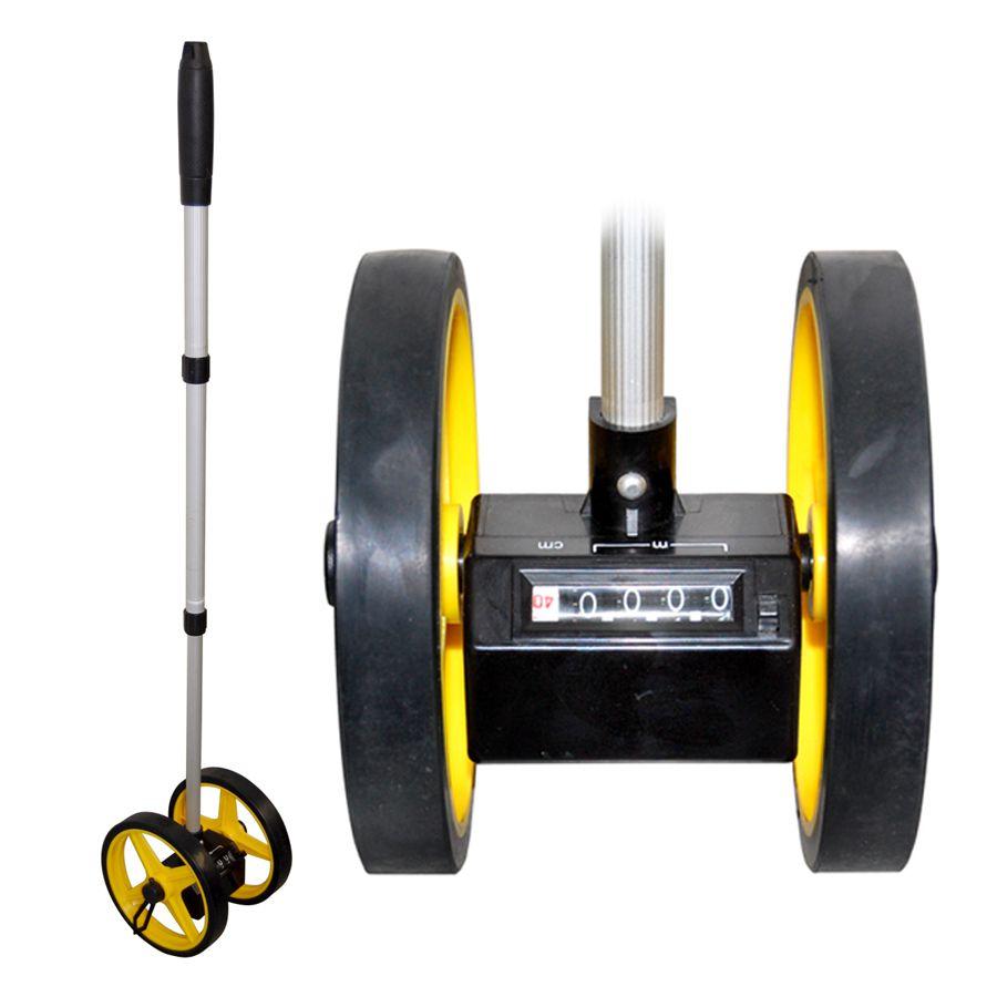 Trena Analogica Medição Por Roda 10km Lee Tools 600538  - EMPORIO K