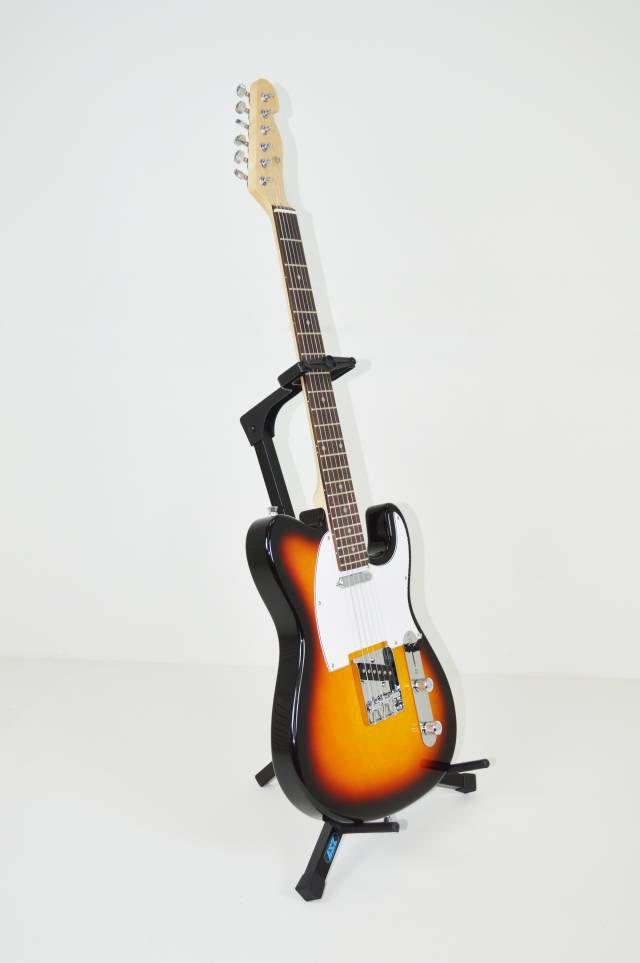 Suporte G3S com Trava para Guitarra e Violão - Ask - Loja Portal