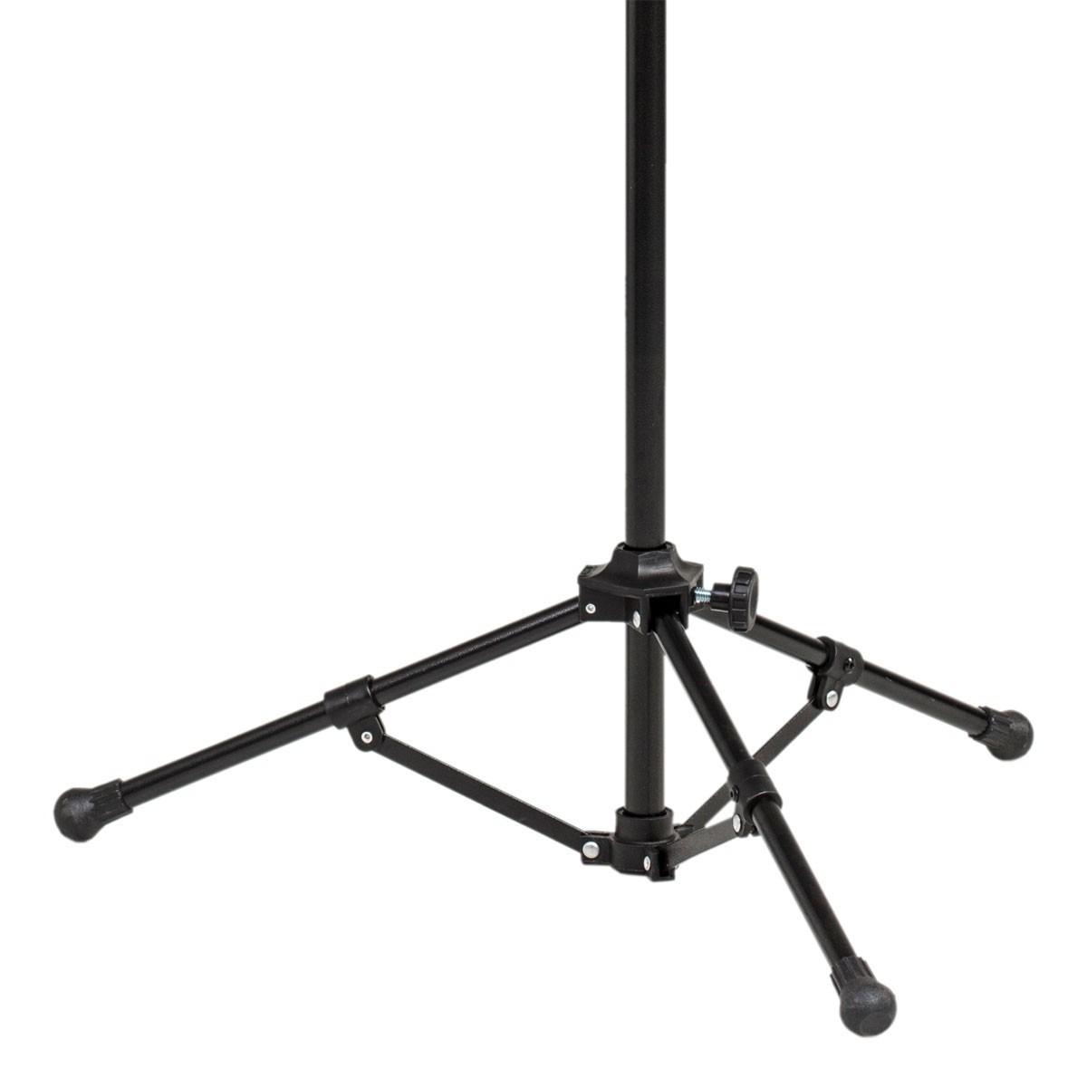 Kit com 05 Pedestais com Cachimbos para 01 Microfone - Vector - Loja Portal