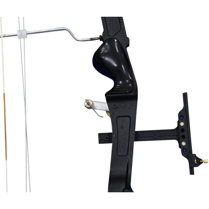 Arco e Flecha Composto Zoros 48 Libras - Nautika - Loja Portal