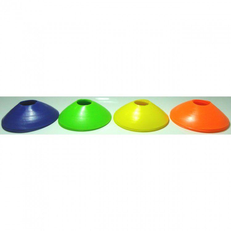 Mini Cones de Agilidade com 20un - LiveUp - Loja Portal