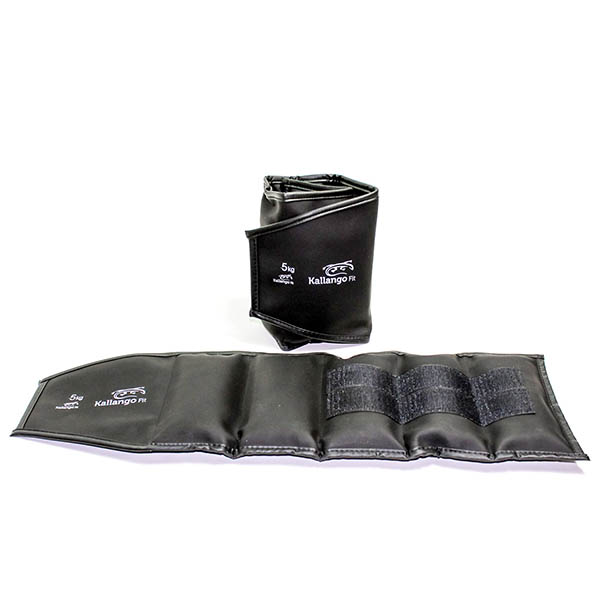 Caneleira / Tornozeleira Tradicional 5kg - Par - Loja Portal