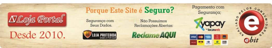 site seguro e confiável!