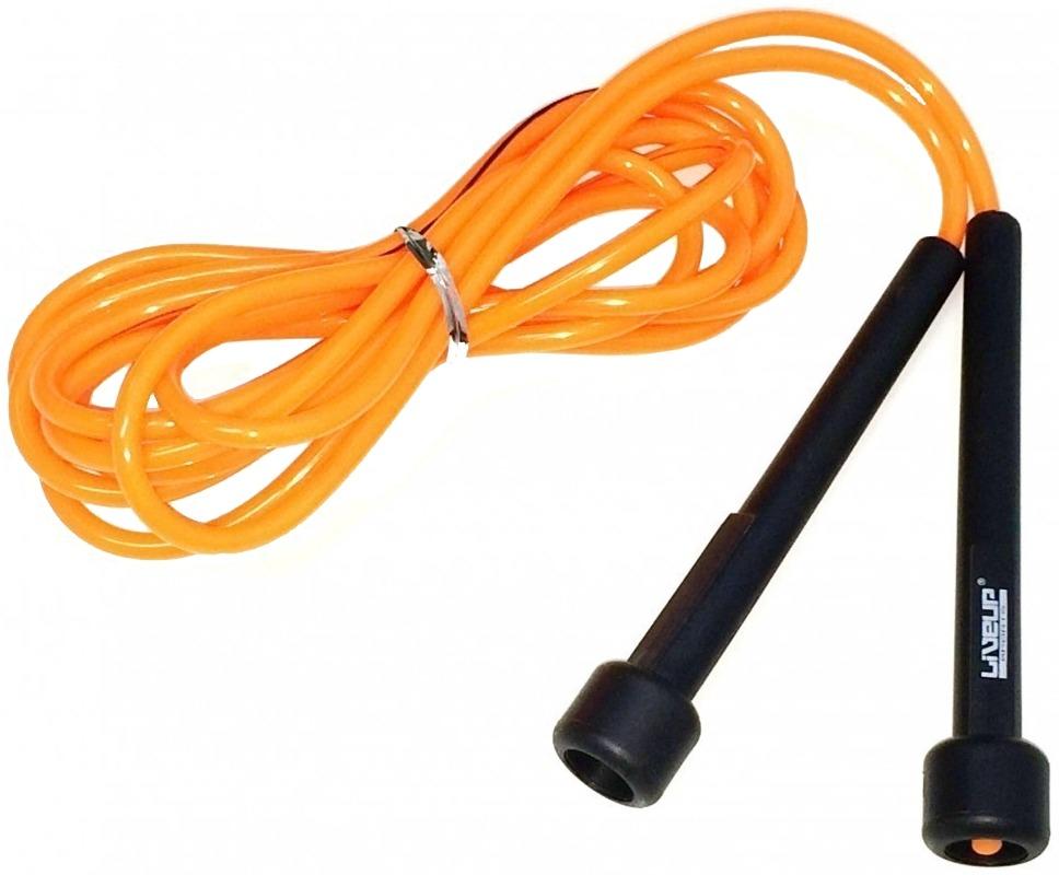 Corda Pular Crossfit Simples Liveup - Laranja - Loja Portal